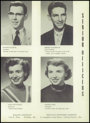 Page 15, 1954 Edition, Valley Center High School - Hornet Yearbook (Valley Center, KS) online yearbook collection