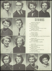 Page 16, 1954 Edition, Valley Center High School - Hornet Yearbook (Valley Center, KS) online yearbook collection