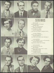 Page 17, 1954 Edition, Valley Center High School - Hornet Yearbook (Valley Center, KS) online yearbook collection