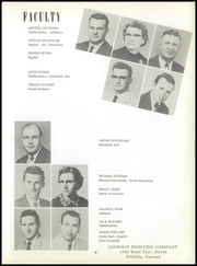 Page 11, 1956 Edition, Valley Center High School - Hornet Yearbook (Valley Center, KS) online yearbook collection
