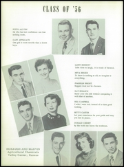 Page 16, 1956 Edition, Valley Center High School - Hornet Yearbook (Valley Center, KS) online yearbook collection