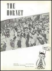 Page 7, 1956 Edition, Valley Center High School - Hornet Yearbook (Valley Center, KS) online yearbook collection