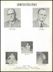Page 9, 1956 Edition, Valley Center High School - Hornet Yearbook (Valley Center, KS) online yearbook collection