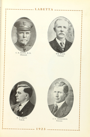 Page 13, 1923 Edition, Labette County High School - Grizzly Yearbook (Altamont, KS) online yearbook collection