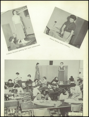 Page 15, 1956 Edition, Labette County High School - Grizzly Yearbook (Altamont, KS) online yearbook collection