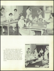 Page 17, 1956 Edition, Labette County High School - Grizzly Yearbook (Altamont, KS) online yearbook collection