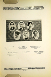Page 15, 1923 Edition, Iola High School - Lamp Yearbook (Iola, KS) online yearbook collection