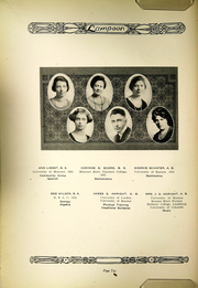 Page 16, 1923 Edition, Iola High School - Lamp Yearbook (Iola, KS) online yearbook collection