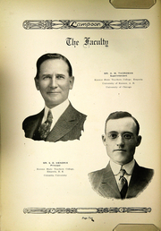 Page 9, 1923 Edition, Iola High School - Lamp Yearbook (Iola, KS) online yearbook collection