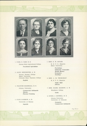 Page 13, 1929 Edition, Iola High School - Lamp Yearbook (Iola, KS) online yearbook collection