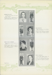 Page 16, 1929 Edition, Iola High School - Lamp Yearbook (Iola, KS) online yearbook collection