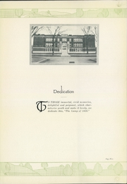 Page 7, 1929 Edition, Iola High School - Lamp Yearbook (Iola, KS) online yearbook collection