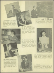 Page 8, 1943 Edition, Iola High School - Lamp Yearbook (Iola, KS) online yearbook collection