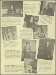 Page 9, 1943 Edition, Iola High School - Lamp Yearbook (Iola, KS) online yearbook collection