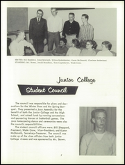 Page 11, 1958 Edition, Iola High School - Lamp Yearbook (Iola, KS) online yearbook collection