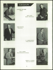 Page 12, 1958 Edition, Iola High School - Lamp Yearbook (Iola, KS) online yearbook collection
