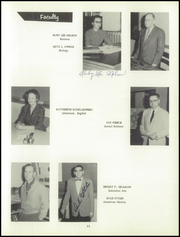 Page 15, 1958 Edition, Iola High School - Lamp Yearbook (Iola, KS) online yearbook collection