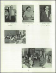 Page 16, 1958 Edition, Iola High School - Lamp Yearbook (Iola, KS) online yearbook collection
