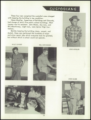 Page 17, 1958 Edition, Iola High School - Lamp Yearbook (Iola, KS) online yearbook collection