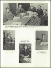 Page 9, 1958 Edition, Iola High School - Lamp Yearbook (Iola, KS) online yearbook collection
