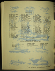 Page 16, 1944 Edition, Ajax (AR 6) - Naval Cruise Book online yearbook collection