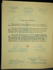 Page 8, 1944 Edition, Ajax (AR 6) - Naval Cruise Book online yearbook collection