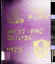 1973 Edition, Ajax (AR 6) - Naval Cruise Book