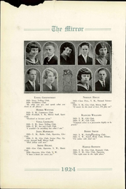 Page 14, 1924 Edition, Pratt High School - Mirror Yearbook (Pratt, KS) online yearbook collection
