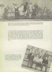 Page 18, 1951 Edition, Pratt High School - Mirror Yearbook (Pratt, KS) online yearbook collection