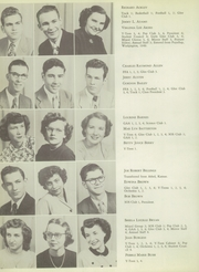 Page 20, 1951 Edition, Pratt High School - Mirror Yearbook (Pratt, KS) online yearbook collection
