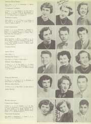 Page 21, 1951 Edition, Pratt High School - Mirror Yearbook (Pratt, KS) online yearbook collection