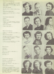 Page 25, 1951 Edition, Pratt High School - Mirror Yearbook (Pratt, KS) online yearbook collection