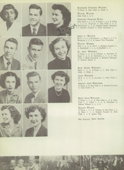Page 26, 1951 Edition, Pratt High School - Mirror Yearbook (Pratt, KS) online yearbook collection
