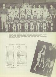Page 35, 1951 Edition, Pratt High School - Mirror Yearbook (Pratt, KS) online yearbook collection