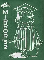 Pratt High School - Mirror Yearbook (Pratt, KS) online yearbook collection, 1952 Edition, Page 1