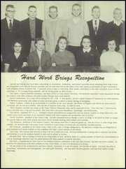 Page 10, 1956 Edition, Pratt High School - Mirror Yearbook (Pratt, KS) online yearbook collection