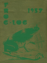 Page 1, 1957 Edition, Pratt High School - Mirror Yearbook (Pratt, KS) online yearbook collection