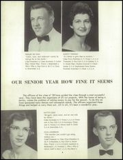 Page 10, 1958 Edition, Pratt High School - Mirror Yearbook (Pratt, KS) online yearbook collection
