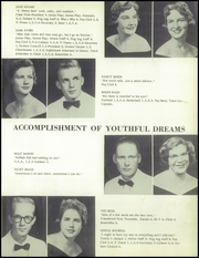Page 11, 1958 Edition, Pratt High School - Mirror Yearbook (Pratt, KS) online yearbook collection