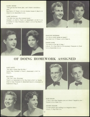 Page 15, 1958 Edition, Pratt High School - Mirror Yearbook (Pratt, KS) online yearbook collection