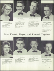 Page 11, 1959 Edition, Pratt High School - Mirror Yearbook (Pratt, KS) online yearbook collection