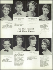 Page 12, 1959 Edition, Pratt High School - Mirror Yearbook (Pratt, KS) online yearbook collection