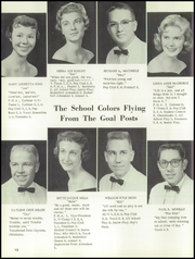 Page 16, 1959 Edition, Pratt High School - Mirror Yearbook (Pratt, KS) online yearbook collection