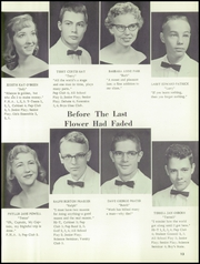 Page 17, 1959 Edition, Pratt High School - Mirror Yearbook (Pratt, KS) online yearbook collection
