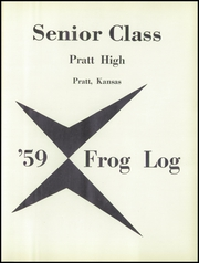 Page 5, 1959 Edition, Pratt High School - Mirror Yearbook (Pratt, KS) online yearbook collection