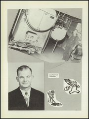 Page 12, 1952 Edition, Lansing High School - Lion Yearbook (Lansing, KS) online yearbook collection