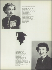 Page 15, 1952 Edition, Lansing High School - Lion Yearbook (Lansing, KS) online yearbook collection