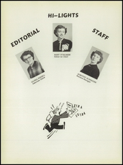 Page 8, 1952 Edition, Lansing High School - Lion Yearbook (Lansing, KS) online yearbook collection
