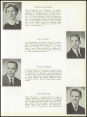 Page 11, 1959 Edition, Lansing High School - Lion Yearbook (Lansing, KS) online yearbook collection