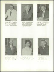Page 8, 1959 Edition, Lansing High School - Lion Yearbook (Lansing, KS) online yearbook collection